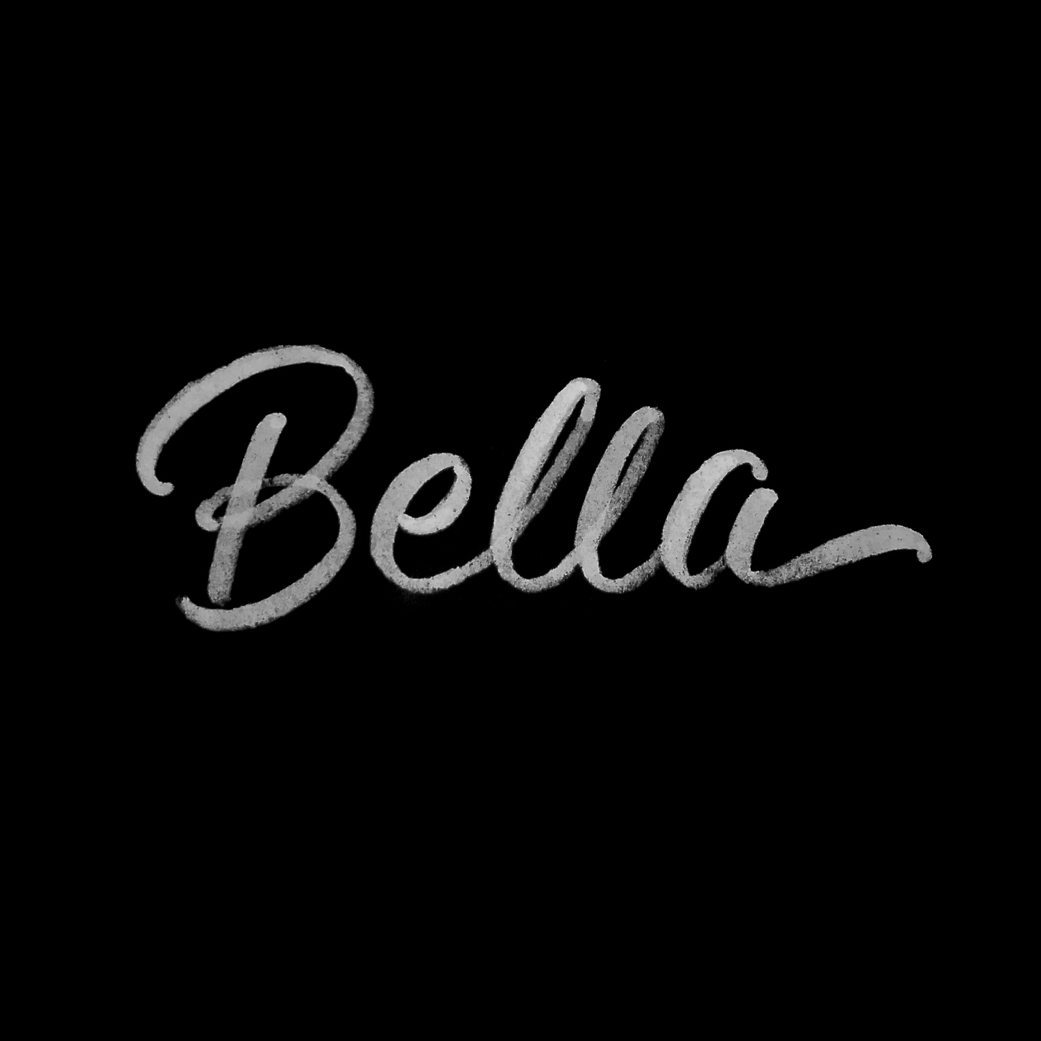 Bella-sketch