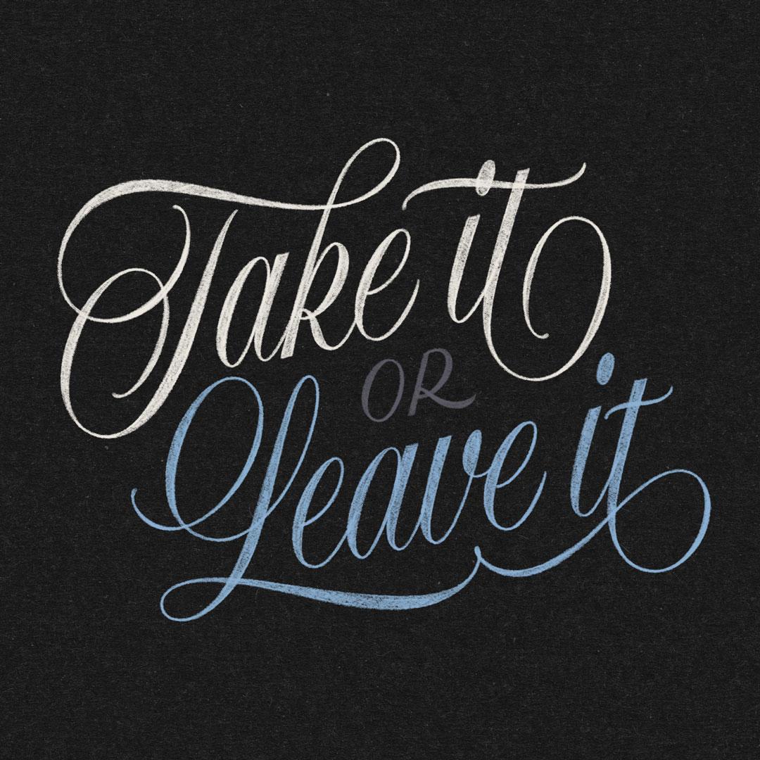 Take-it-or-Leave-it-script