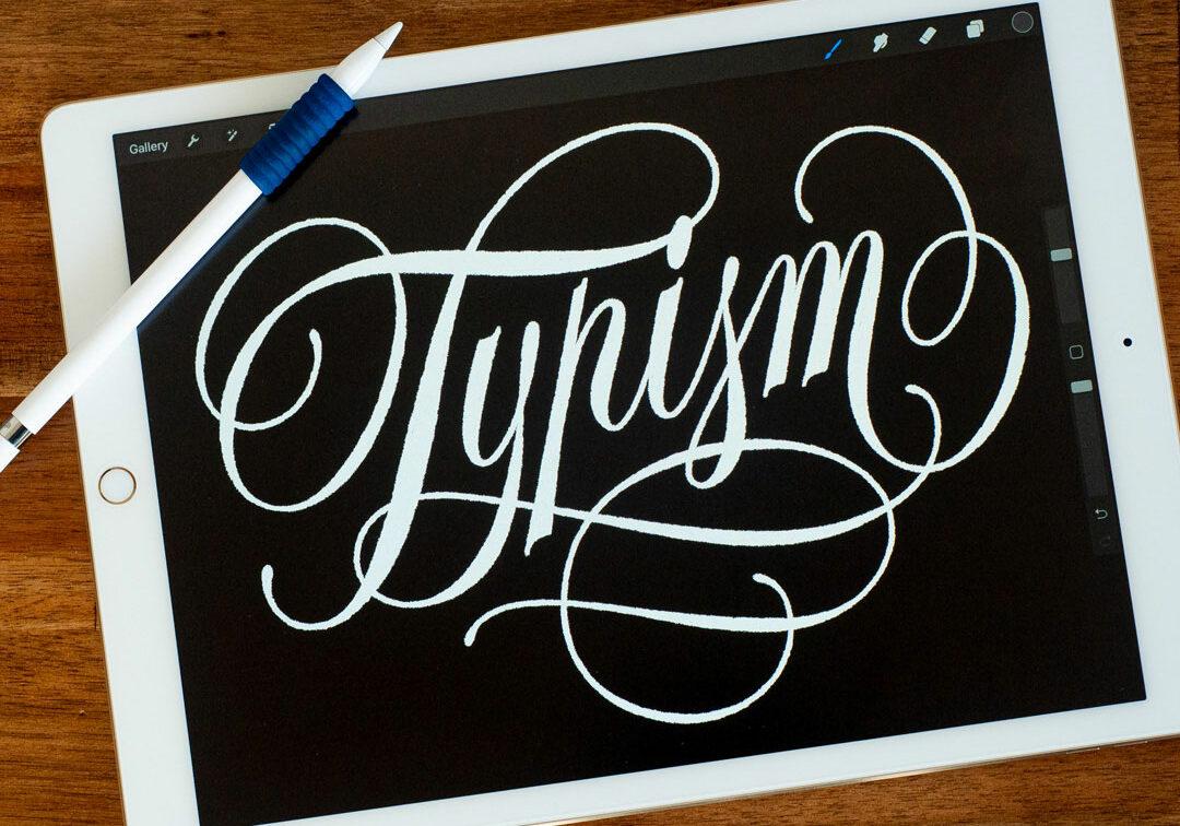 typism-script-ipad